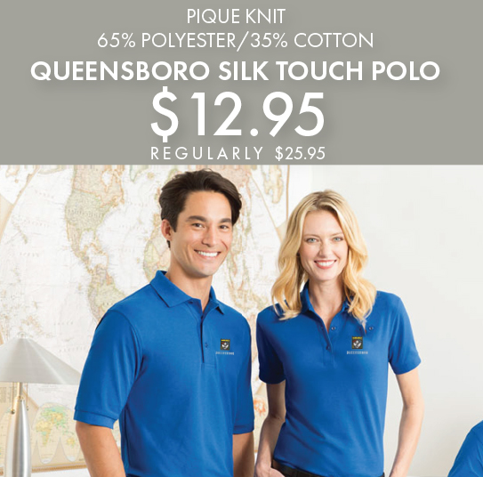 c722bd2a Custom Embroidered Shirts, Polos & Promo Items - Queensboro